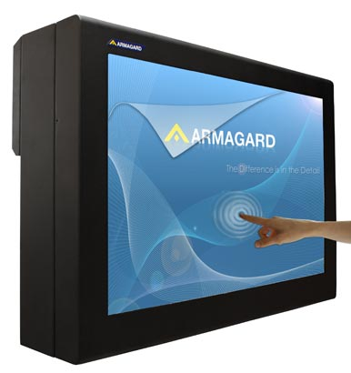 Digital Signage touch screen