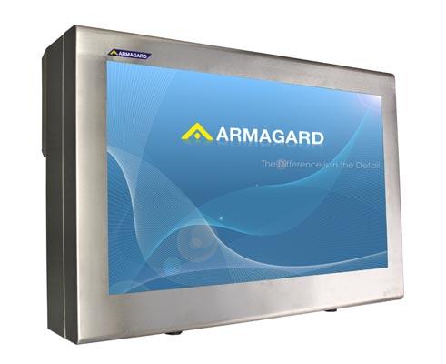 Wodoodporna obudowa LCD | SDS Series